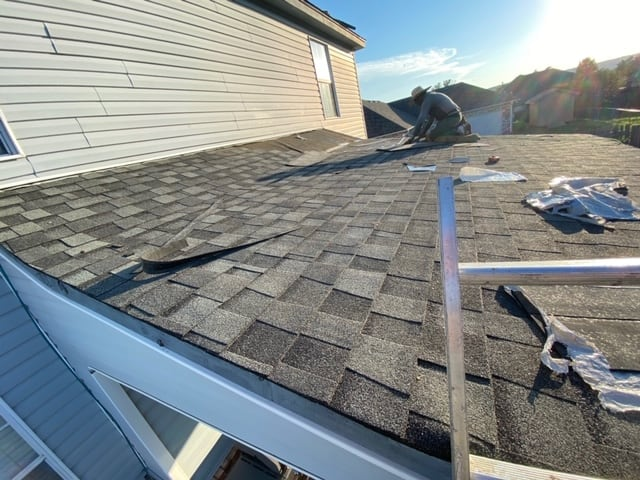 Sand Springs Roofing Replacement