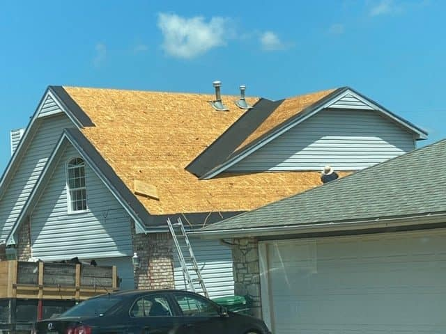 Roof Replacement Broken Arrow