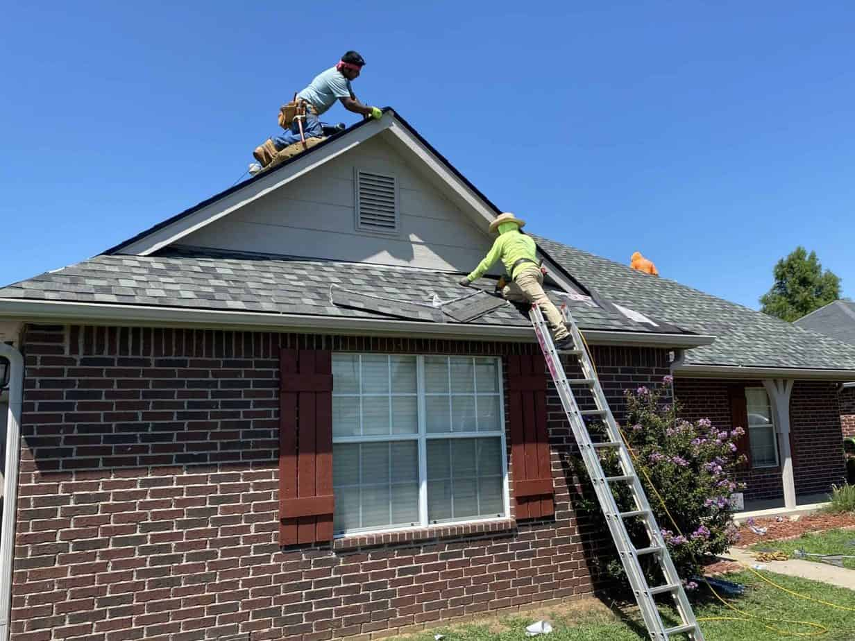 Residential Roof Replacement Tulsa