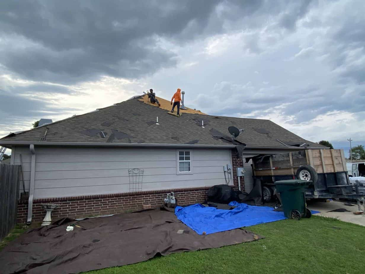 Broken Arrow Roofing Contractor