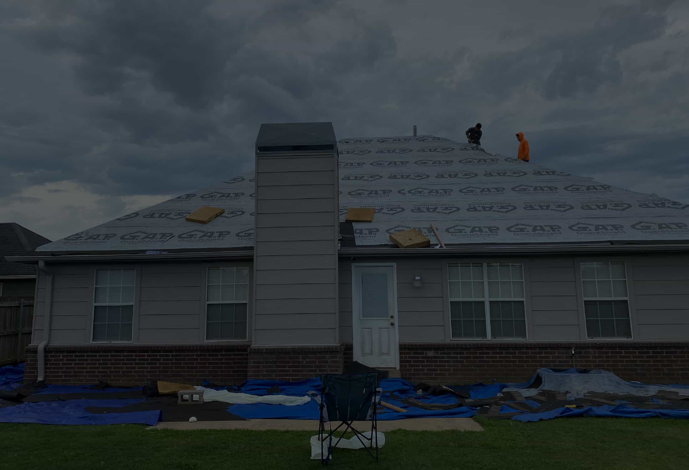 Residential Roofer in Tulsa
